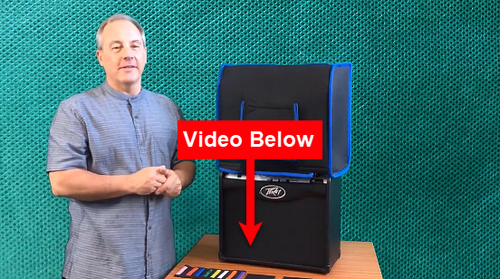 Amp and cab covers video